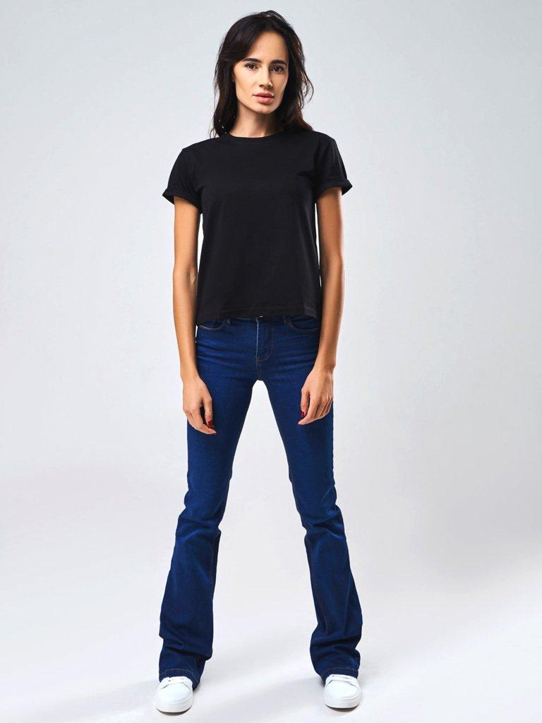 T-shirt czarny Katarina Ivanenko (zdjęcie 2)