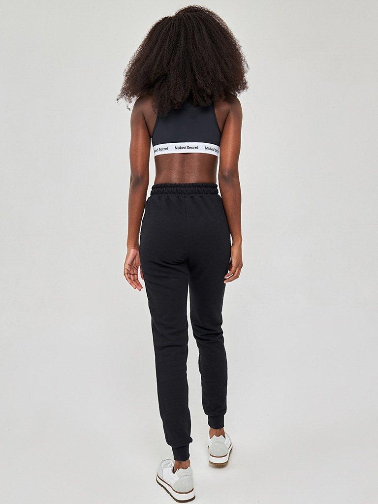 Spodnie dresowe skinny na gumce Love&Live