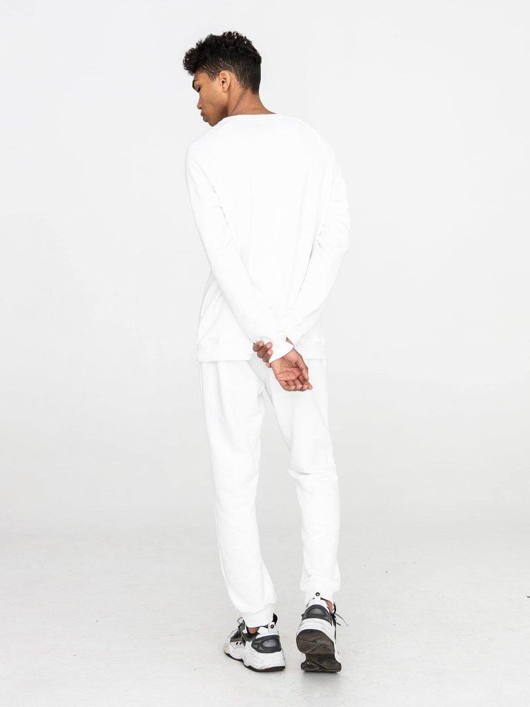 Biała bluza dresowa Love&Live (zdjęcie 4)