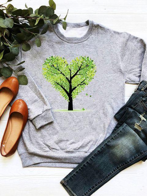 Bluza w kolorze szarym Wiosna Love&Live