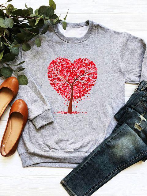 Bluza w kolorze szarym Liato Love&Live