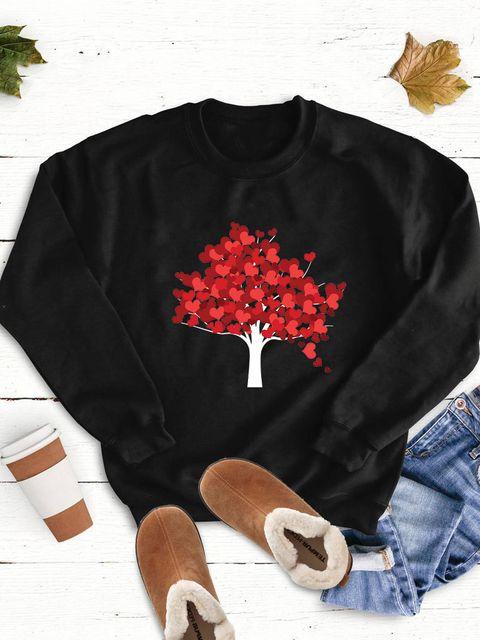 Bluza w kolorze czarnym Jesień Love&Live