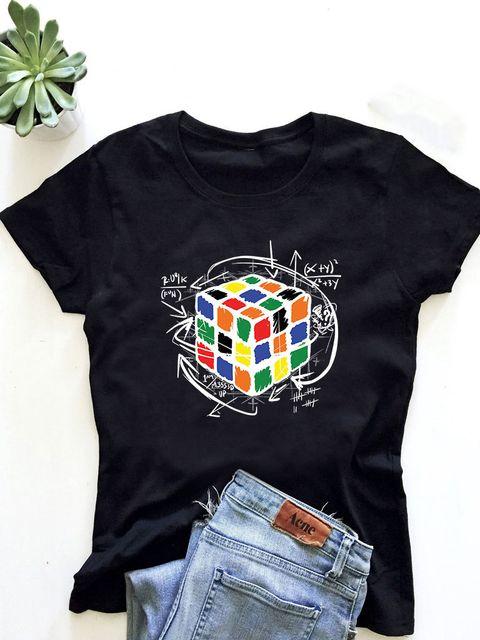 T-shirt męski czarny Kube ZUZU