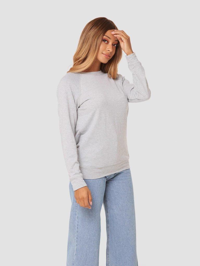 Bluza szara ZuZu (zdjęcie 2)