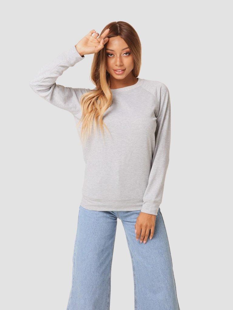 Bluza szara ZuZu (zdjęcie 3)