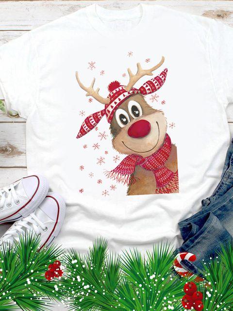 T-shirt męski biały Cześć! Love&Live