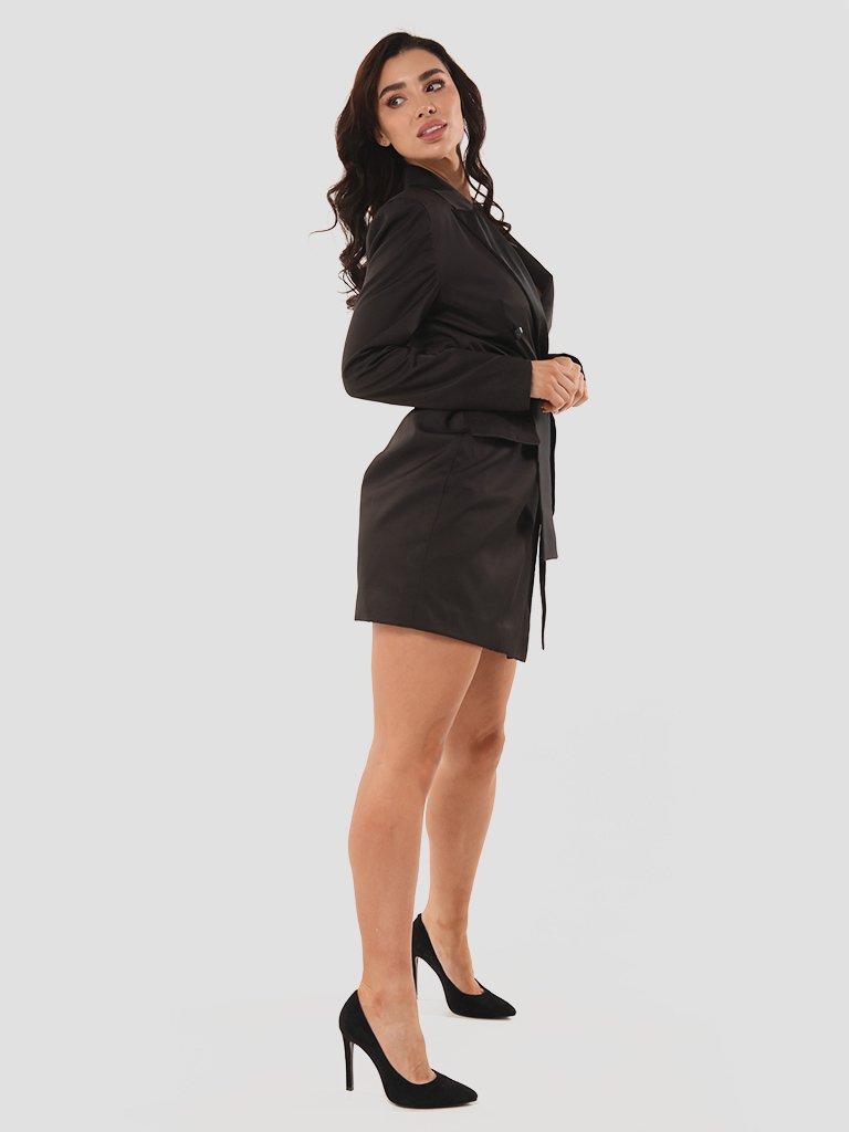Sukienka marynarka mini w kolorze czarnym Katarina Ivanenko (zdjęcie 2)