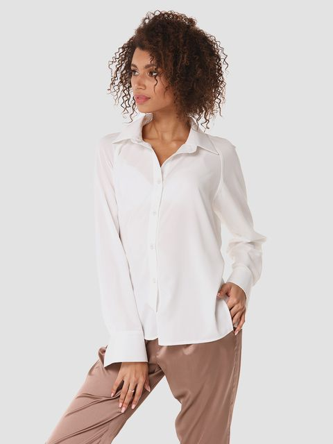 Koszula w kolorze mlecznym Katarina Ivanenko