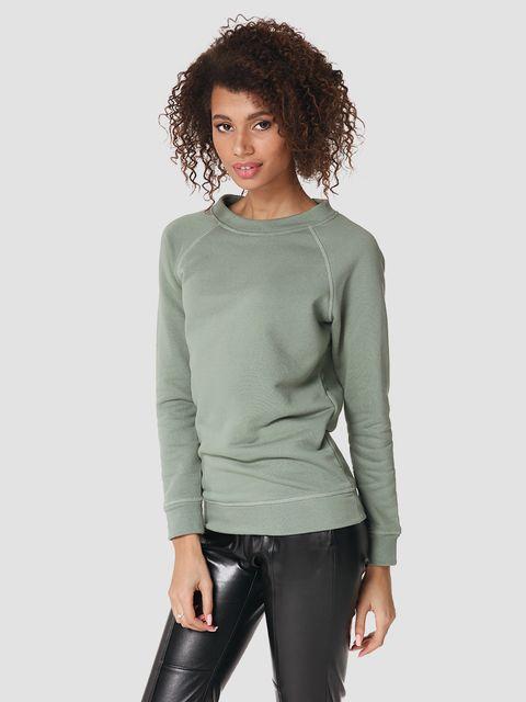 Bluza w kolorze oliwkowym Love&Live