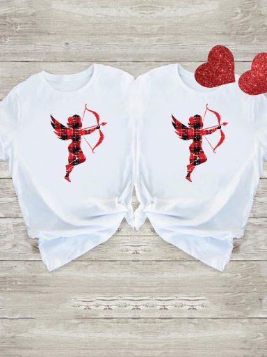 Koszulki dla par Amorek Love&Live (zdjęcie 8)