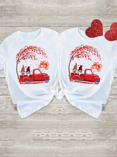 Koszulki dla par Czekamy Na Miłość Love&Live (zdjęcie 9)
