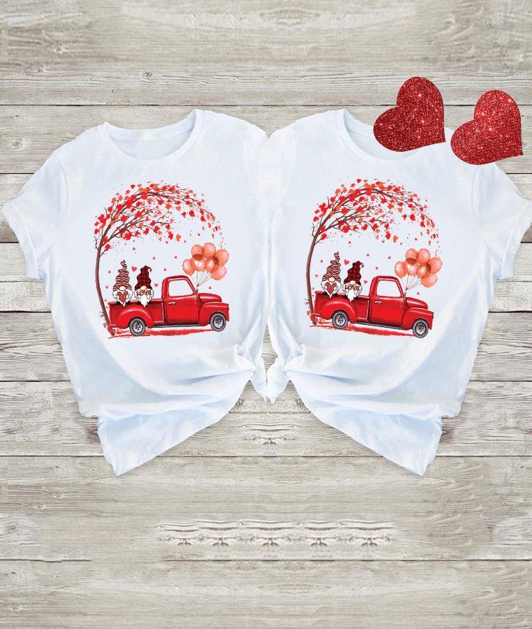 Koszulki dla par Czekamy Na Miłość Love&Live