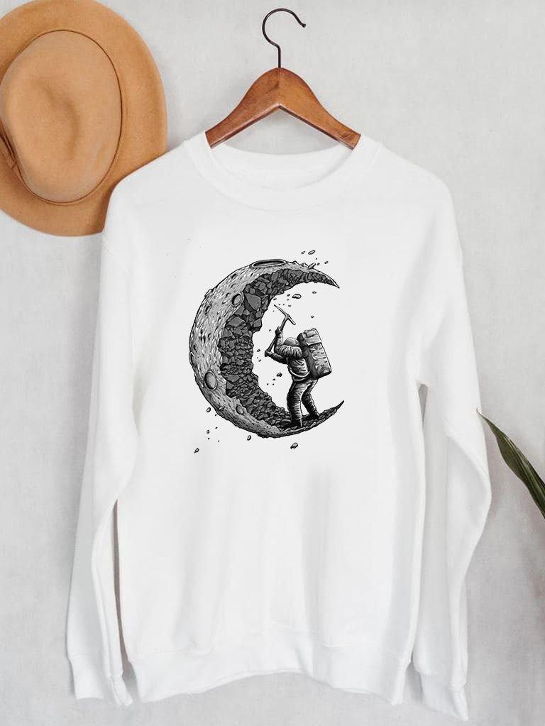 Bluza męska w kolorze białym Stara Się Love&Live
