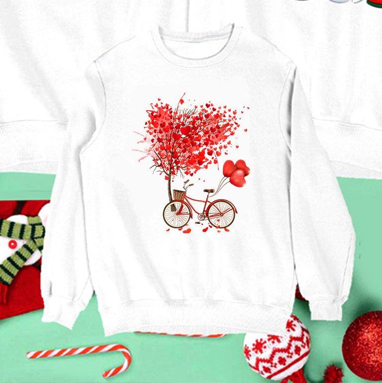 Bluza biała dla dzieci Drzewo Miłości Love&Live