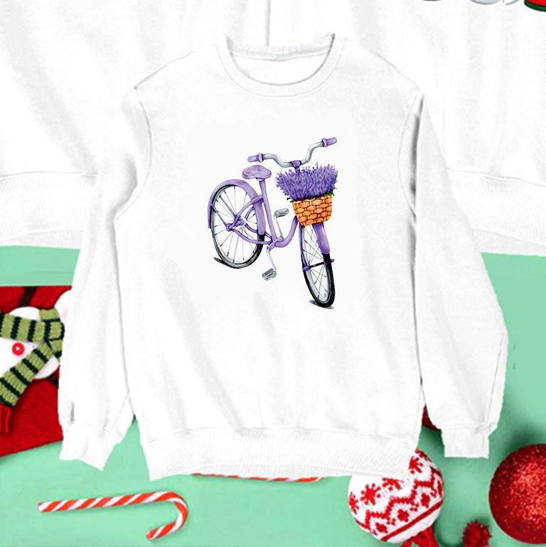 Bluza biała dla dzieci Prowansja Love&Live