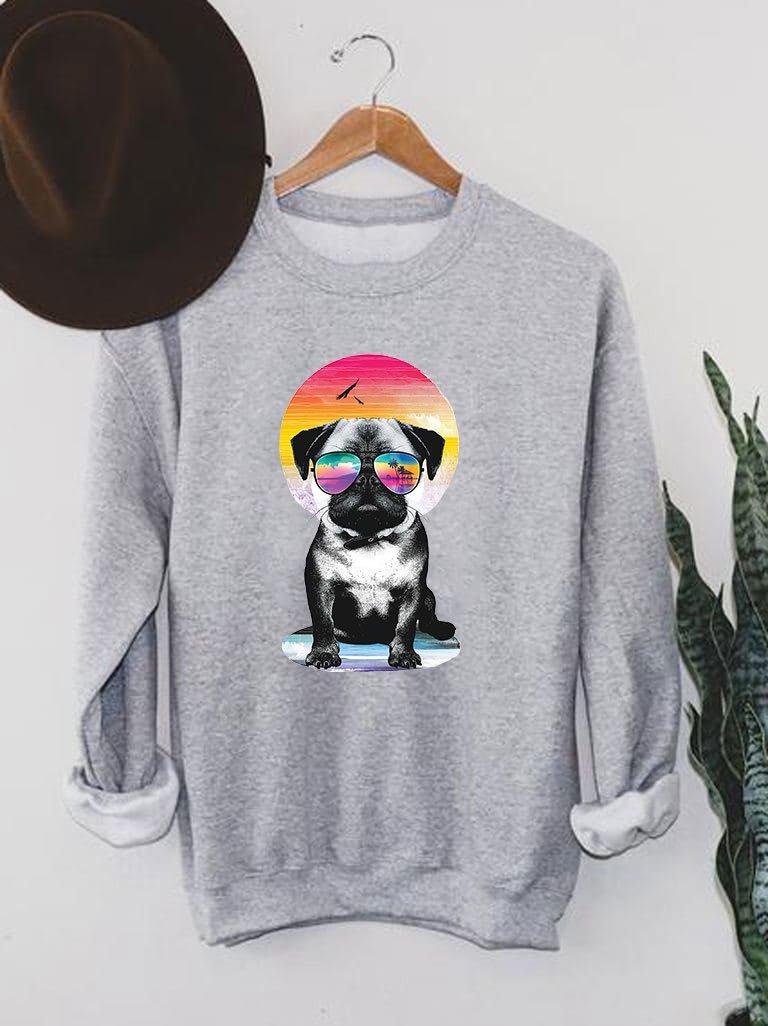 Bluza męska w kolorze szarym Laguna Mops Love&Live