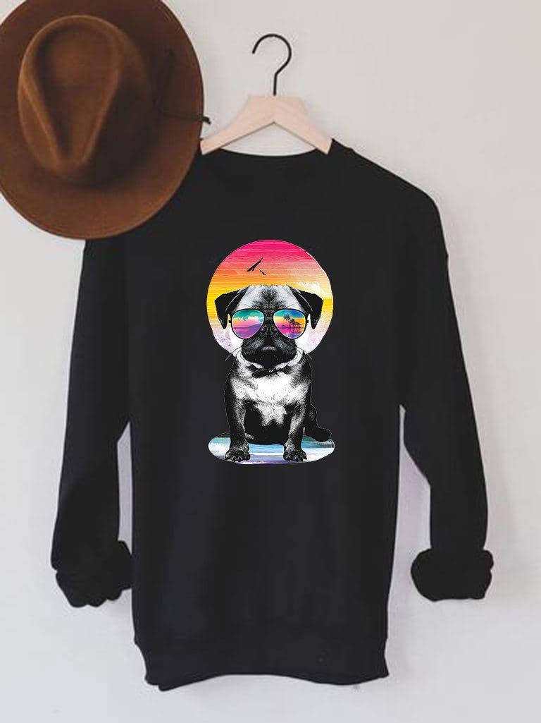 Bluza męska w kolorze czarnym Laguna Mops Love&Live