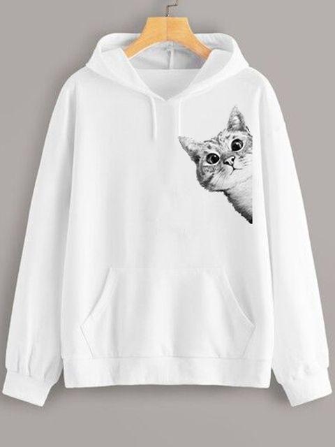 Bluza w kolorze białym Gospodyni? Love&Live