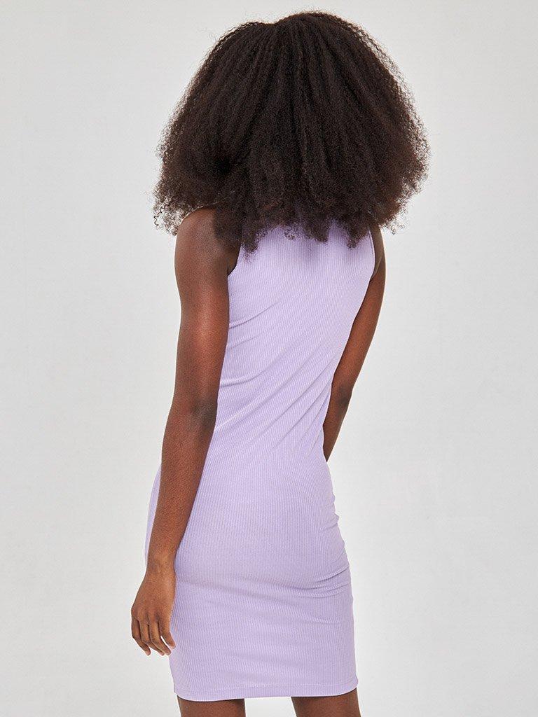 Sukienka mini w kolorze fioletowym Love&Live (zdjęcie 4)