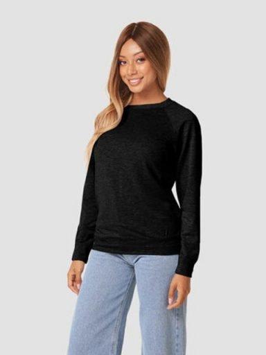 Bluza w kolorze czarnym ZuZu