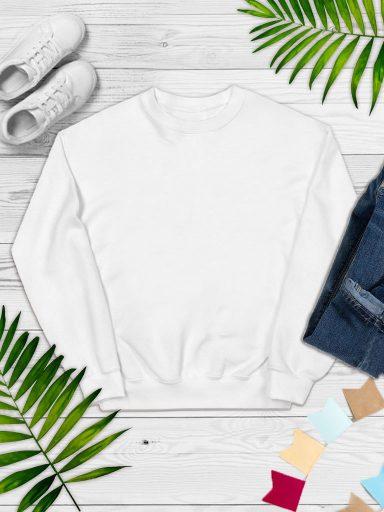 Bluza biała dla dzieci Love&Live