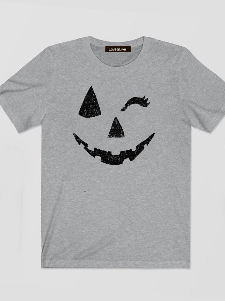 T-shirt męski szary SZALEJEMY Love&Live