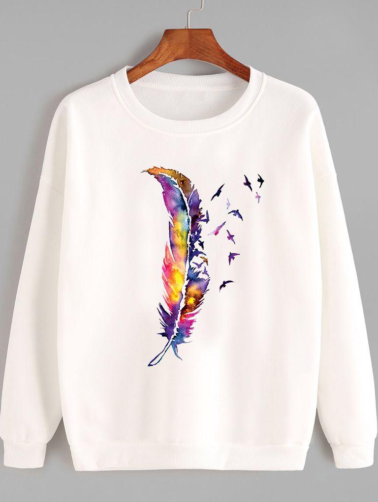 Bluza w kolorze białym Wolność Love&Live