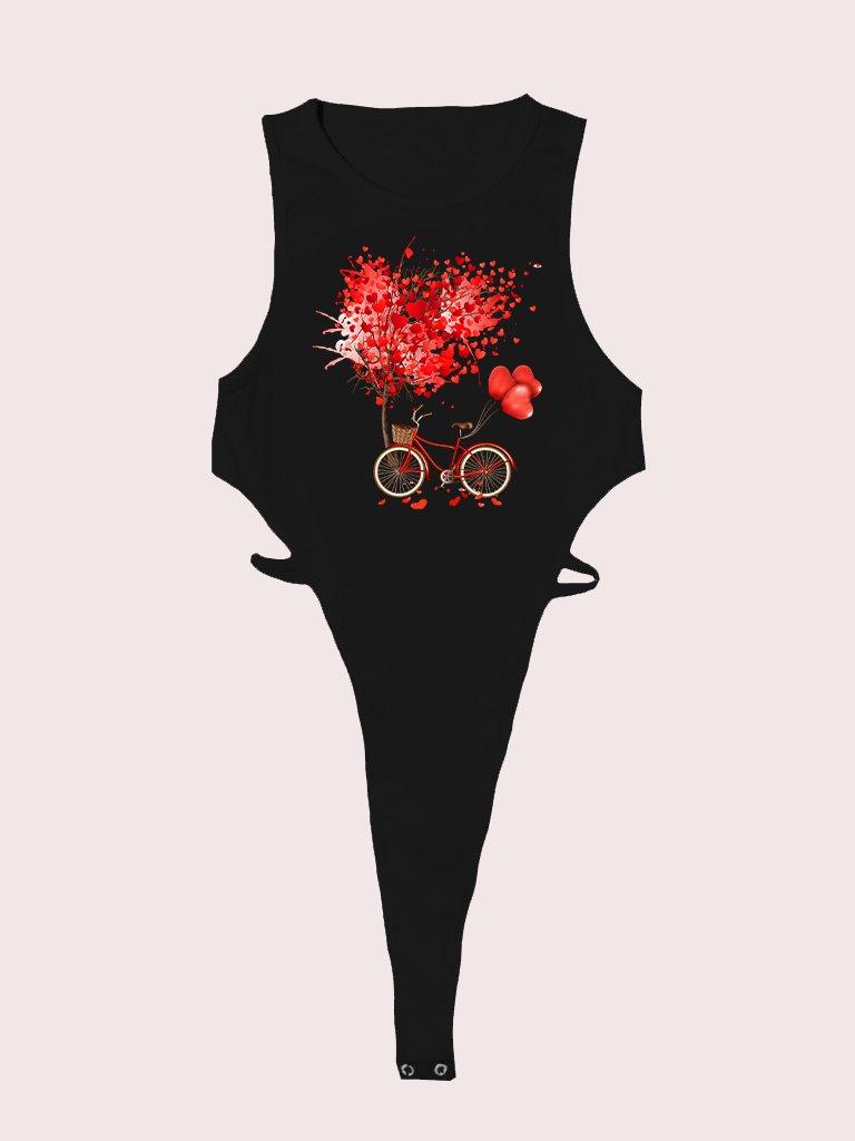 Body czarne Drzewo miłości Love&Live