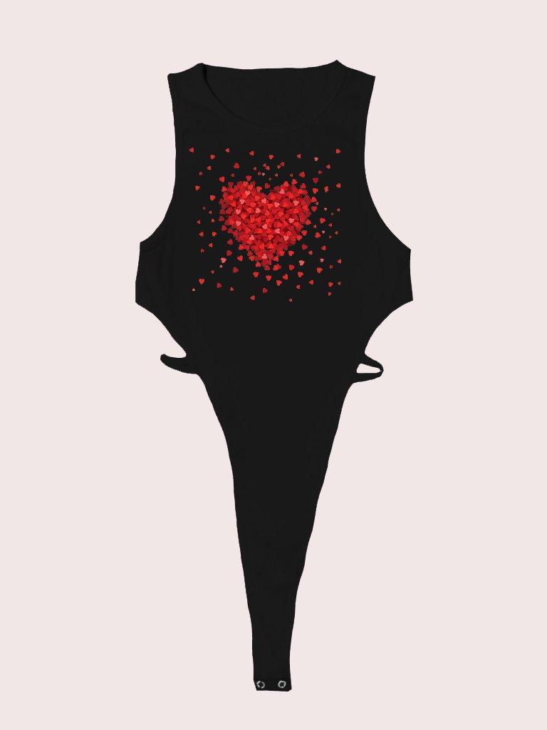 Body czarne Części Miłości Love&Live