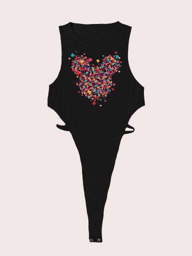Body czarne Części Minnie Love&Live