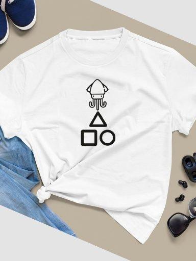 T-shirt biały 3.2.1. Startujemy ZUZU